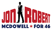 Jon-Robert McDowell For 46